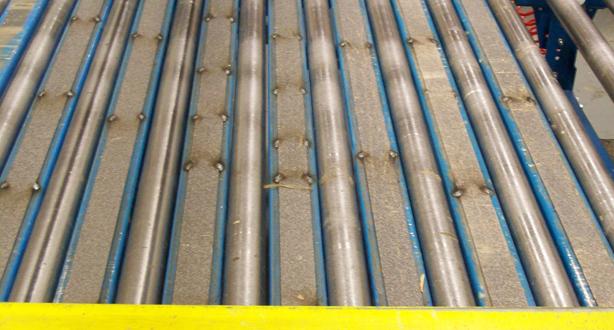 Conveyer Belt Aluminum Bars