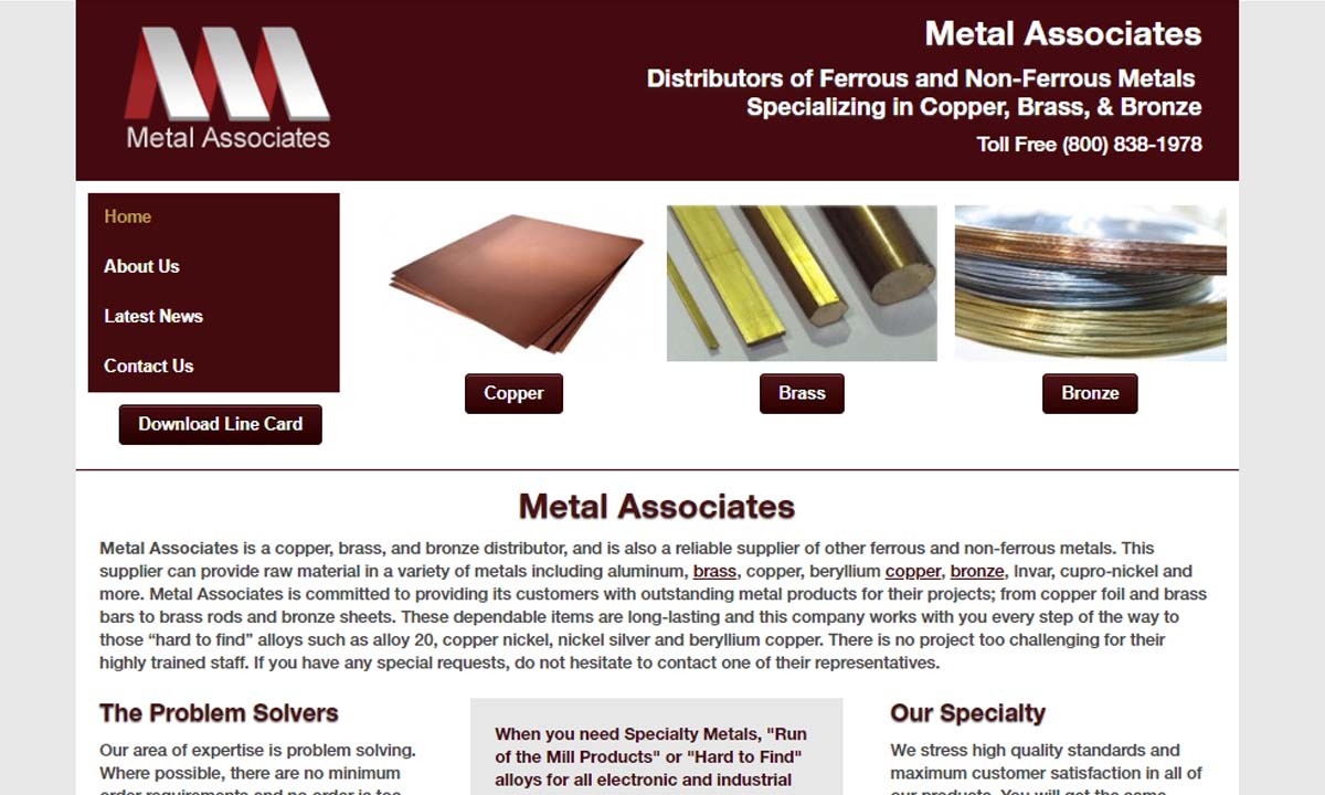 Metal Associates