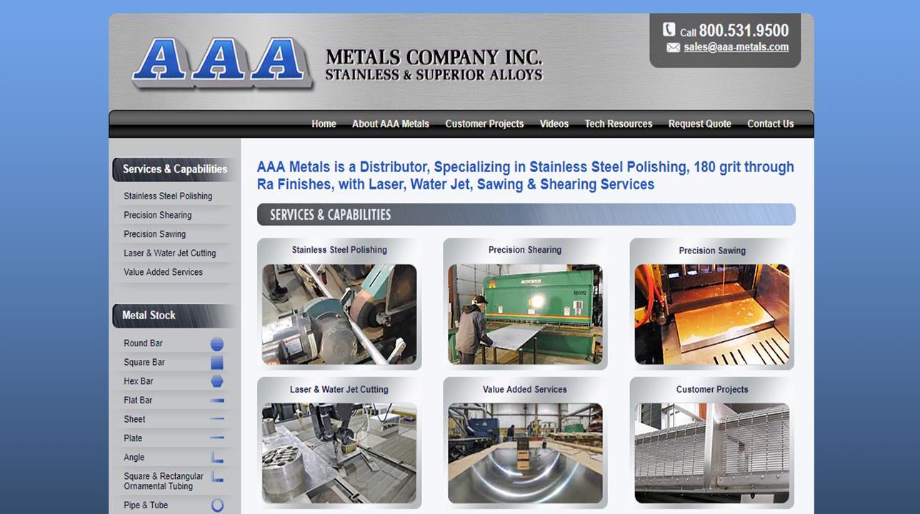 AAA Metals Company Inc.