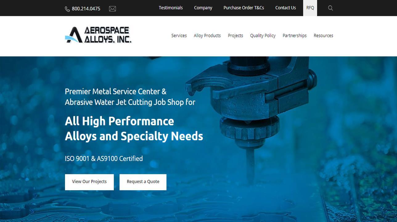 Aerospace Alloys, Inc.