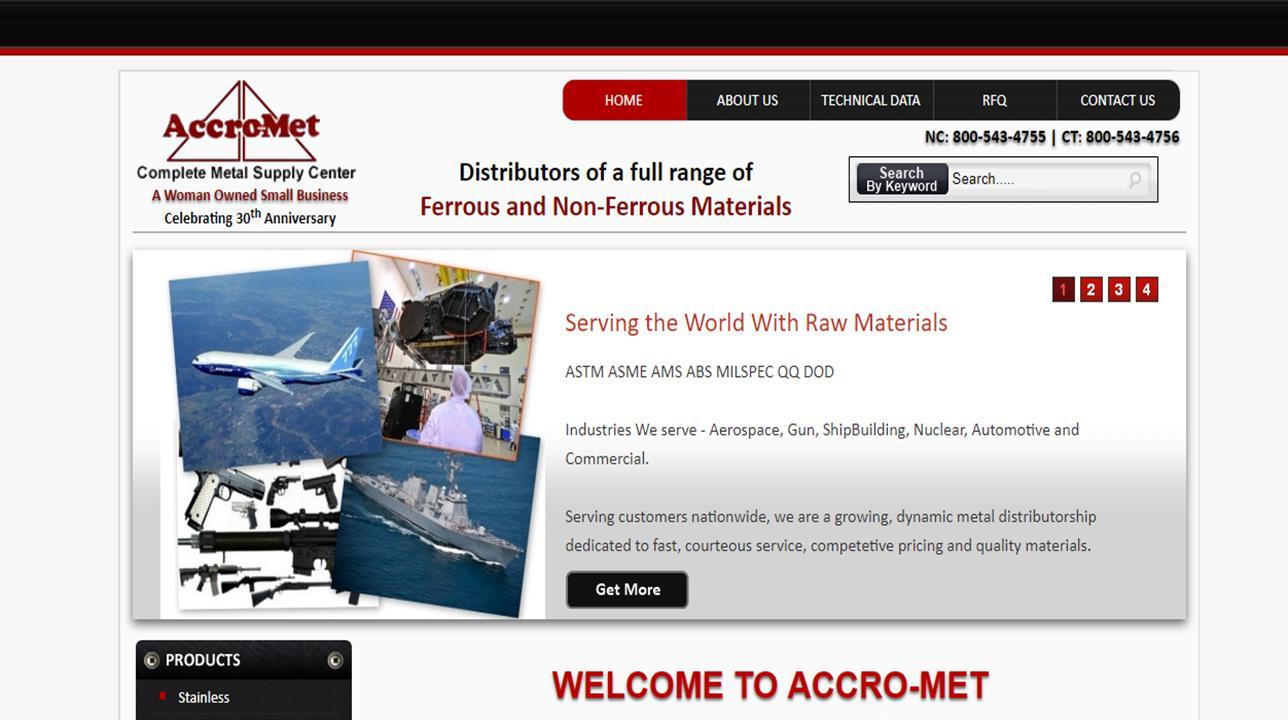 Accro-Met, Inc.