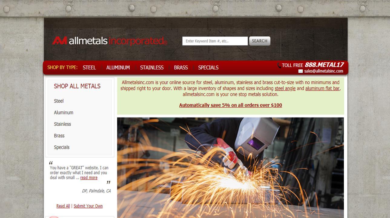 All Metals Inc.