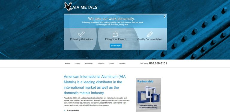 American International Aluminum