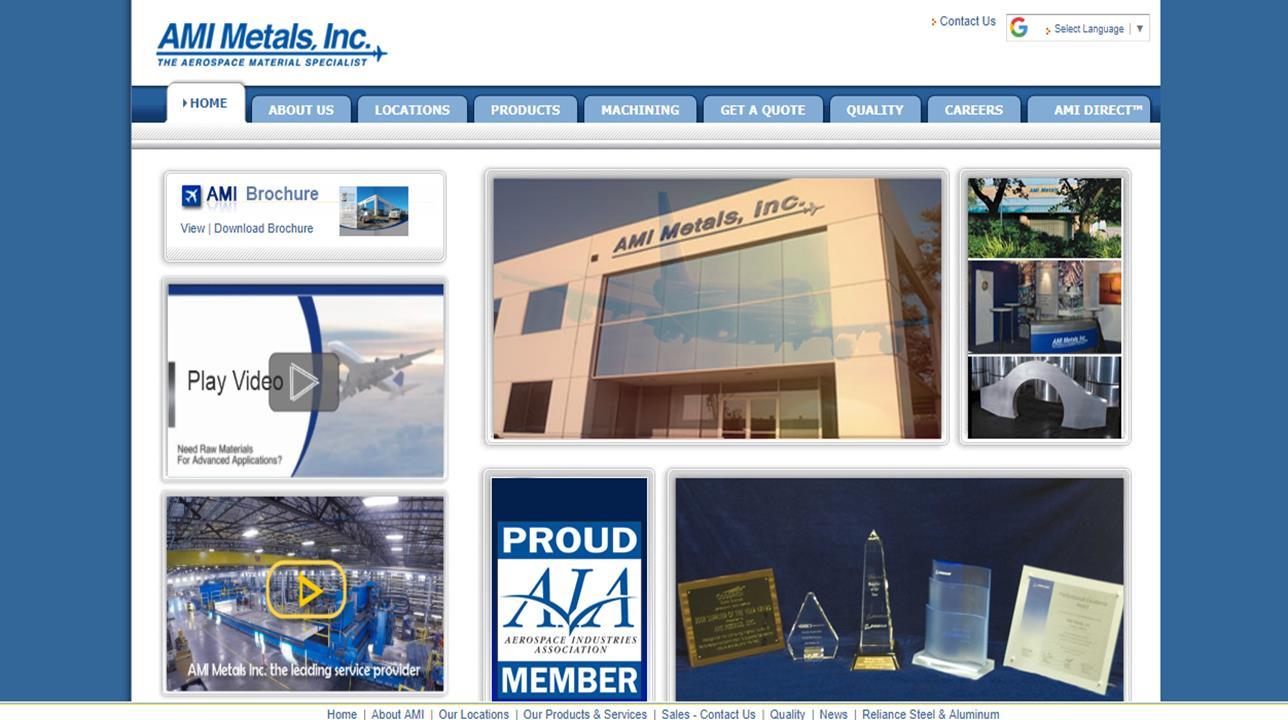 AMI Metals, Inc.