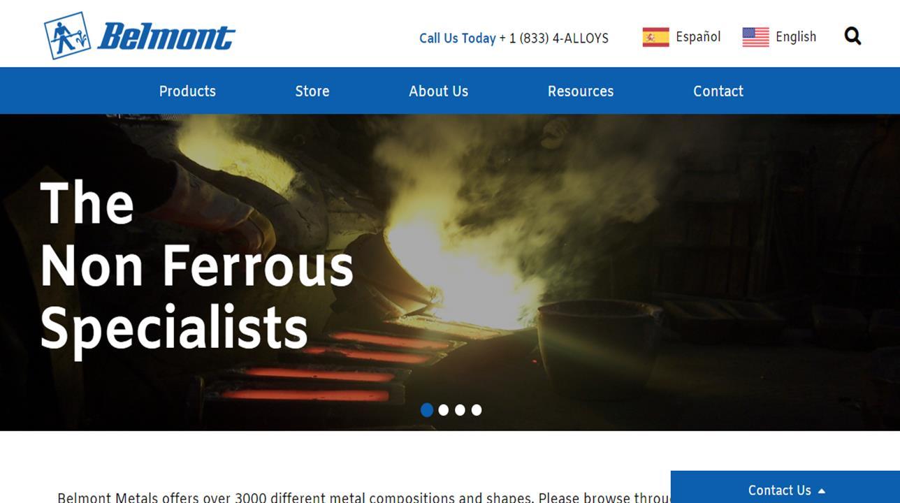 Belmont Metals Inc.