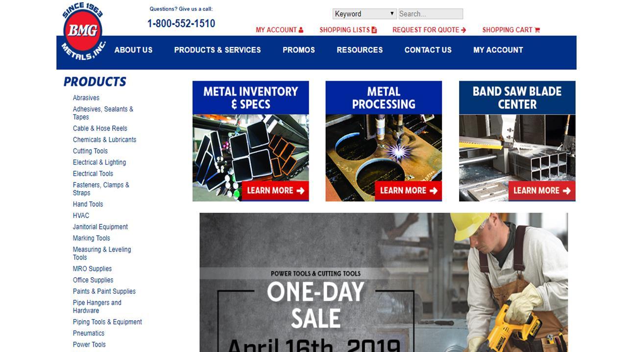 BMG Metals, Inc.