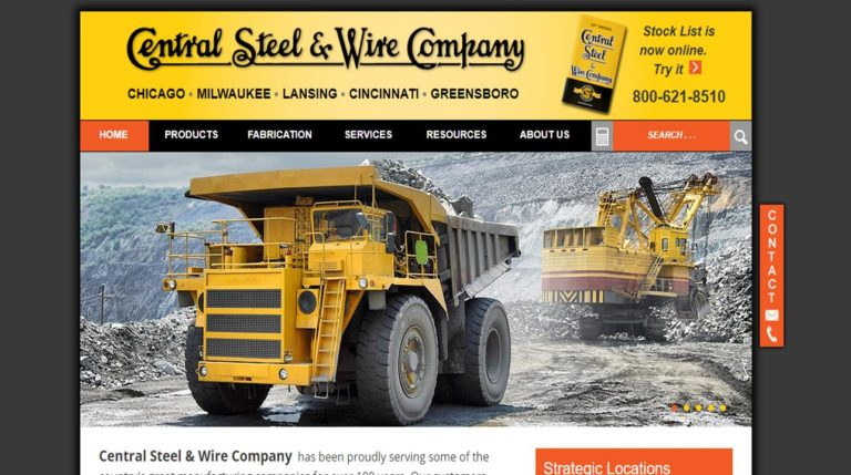 Central Steel & Wire Company