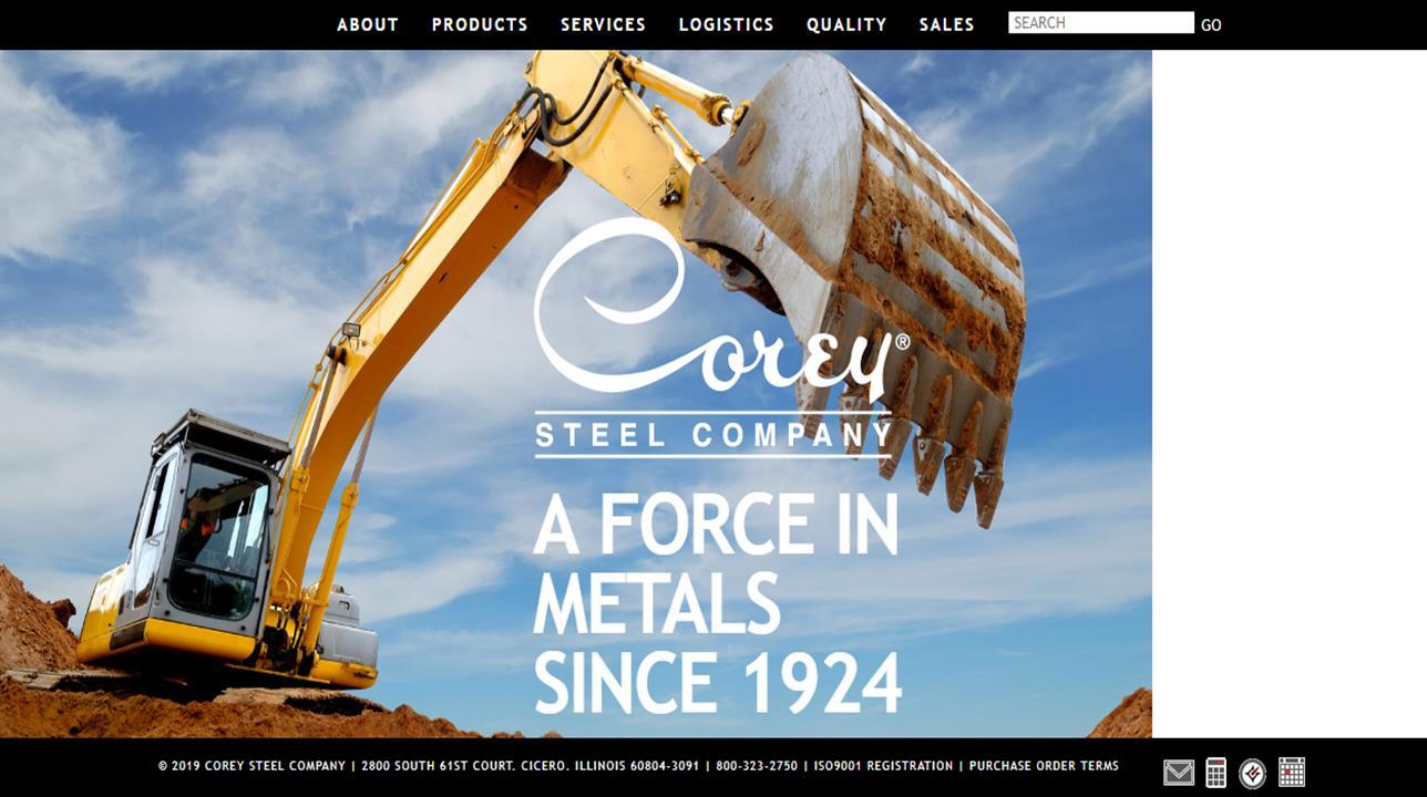 Corey Steel Company