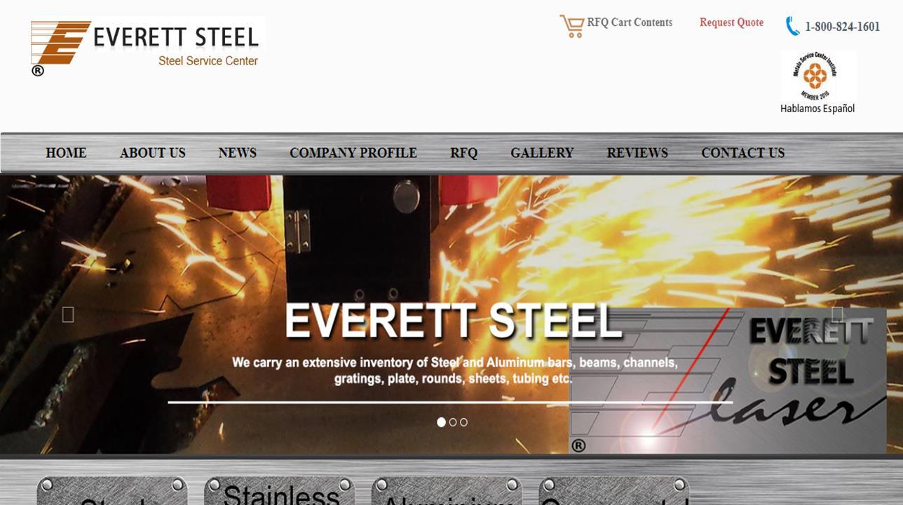 Everett Steel
