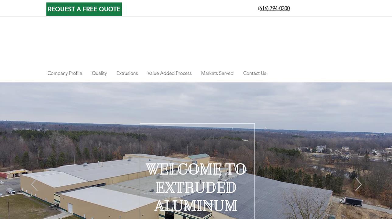 Extruded Aluminum Corporation