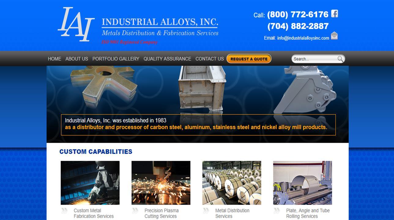 Industrial Alloys, Inc.