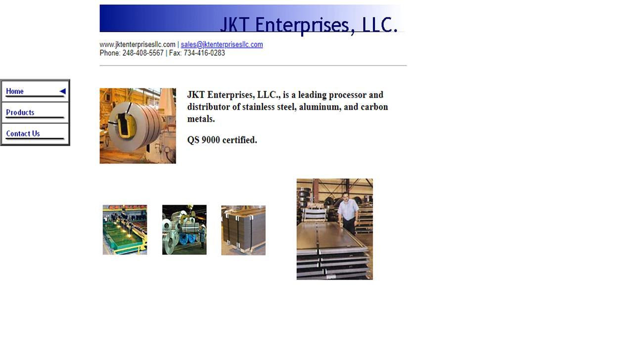 JKT Enterprises, LLC