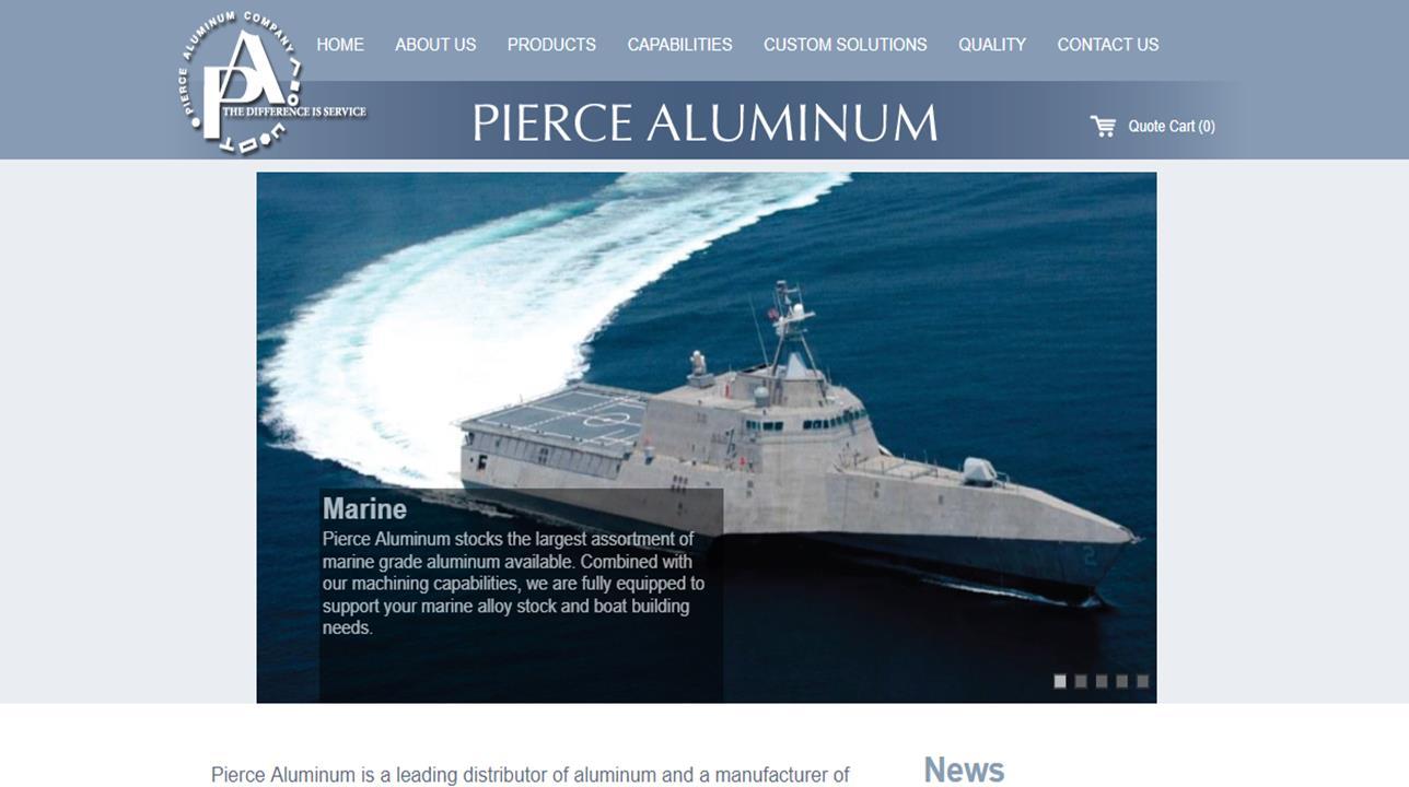 Pierce Aluminum