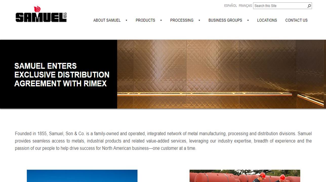 Samuel, Son & Co., Ltd