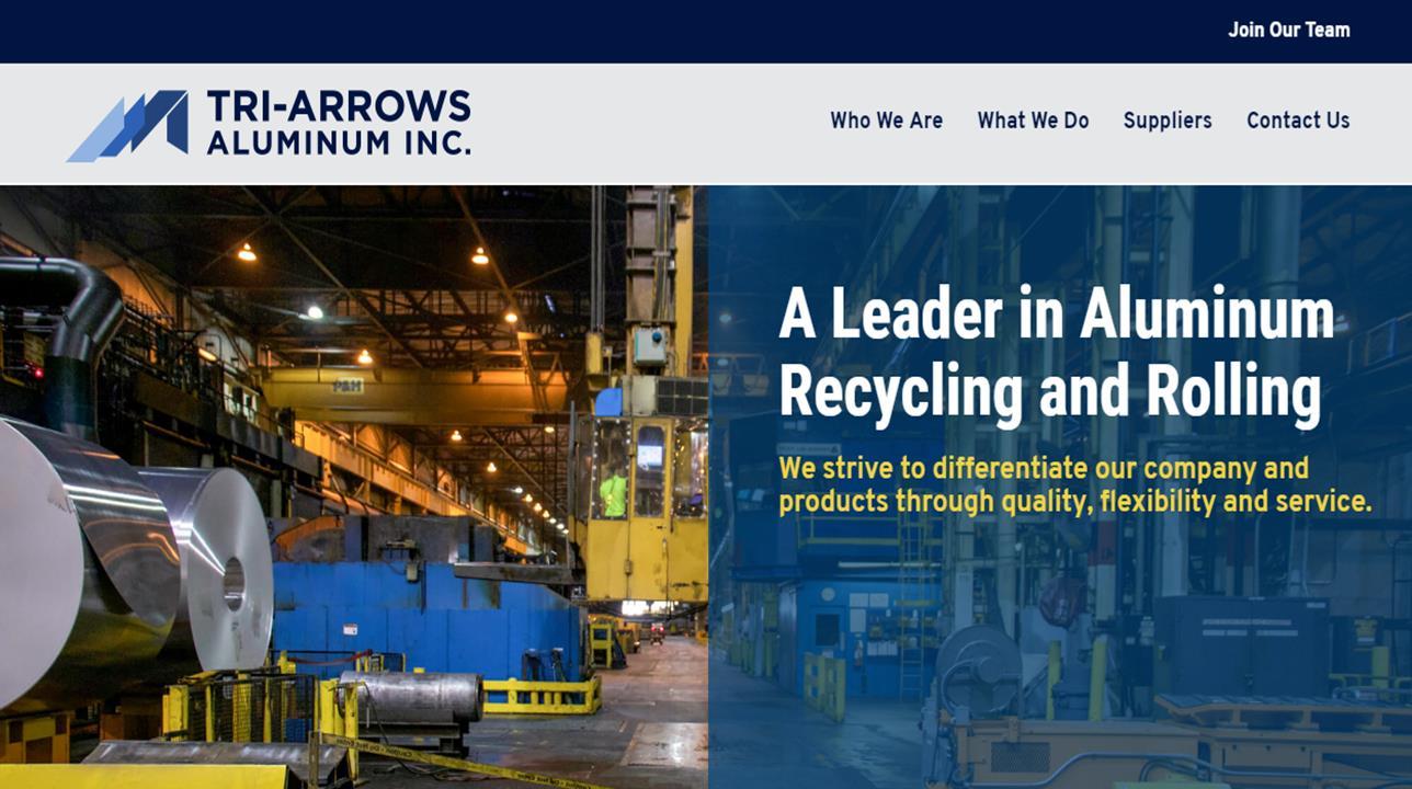 Tri-Arrows Aluminum Inc.