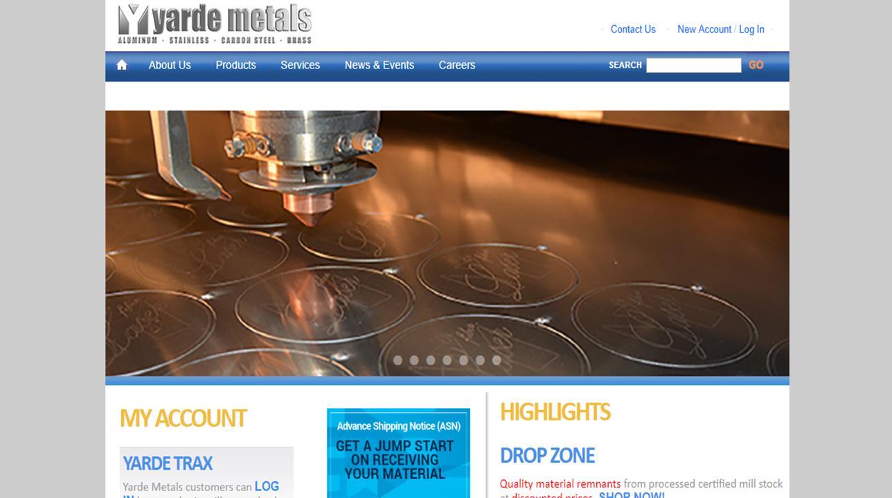 Yarde Metals, Inc.