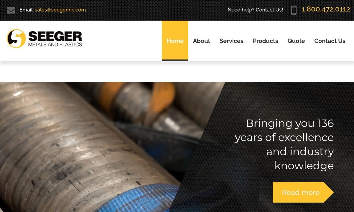 Seeger Metals & Plastics Inc.