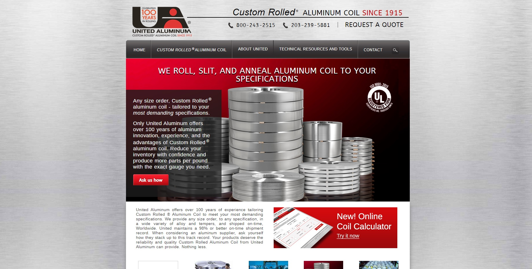 United Aluminum Corporation