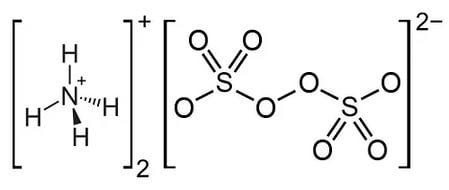 Sulfate Ammonium Formula