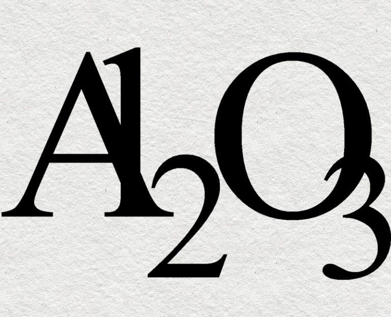 Aluminum Oxide Formula