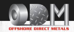 Offshore Direct Metals, Inc. Logo
