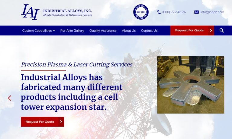 Industrial Alloys, Inc.