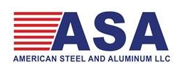 American Steel and Aluminum LLC Logo