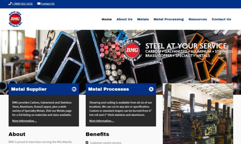 BMG Metals, Inc.